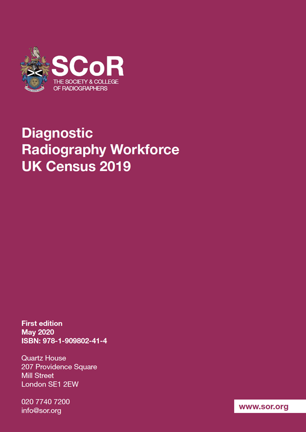 Diagnostic Radiography Workforce UK Census 2019