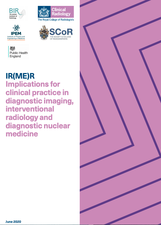 IR(ME)R: Implications for clinical practice in diagnostic imaging, interventional radiology and diagnostic nuclear medicine