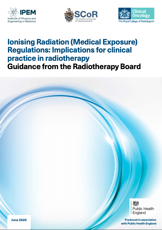 Implications for clinical practice in radiotherapy from the Radiotherapy Board